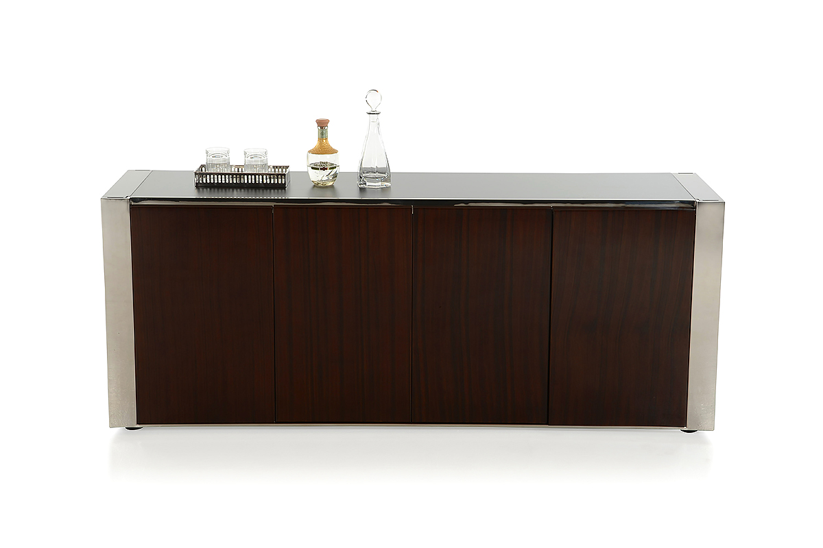 VIG Furniture Modrest Courtland Modern Golden Teak Buffet