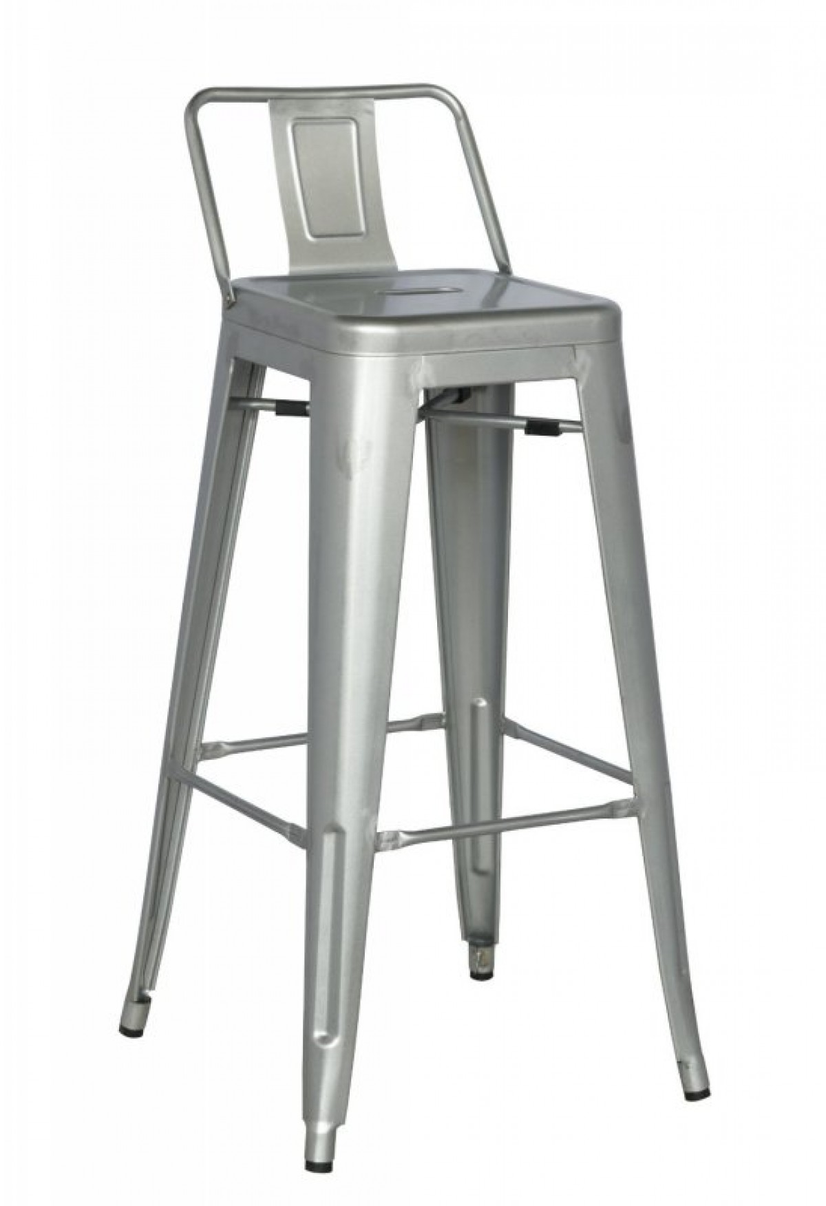 Dink Modern Metal Counter Stool Set Of 2 Bar