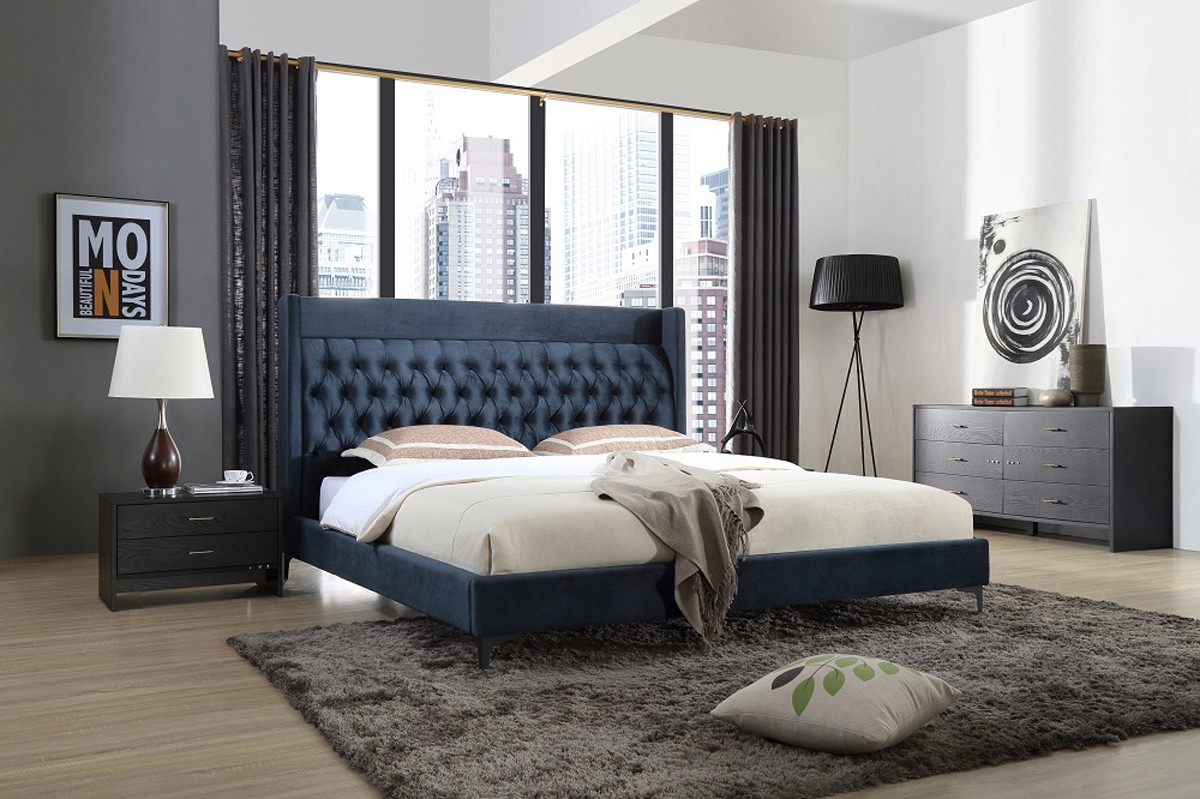Modern Bedroom In Images of New
