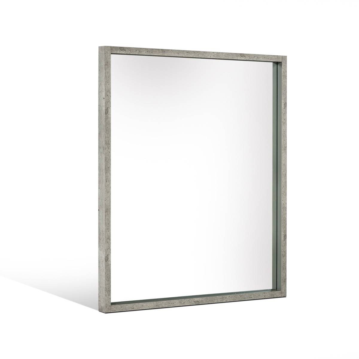 Nova Domus Conner Modern Grey Mirror