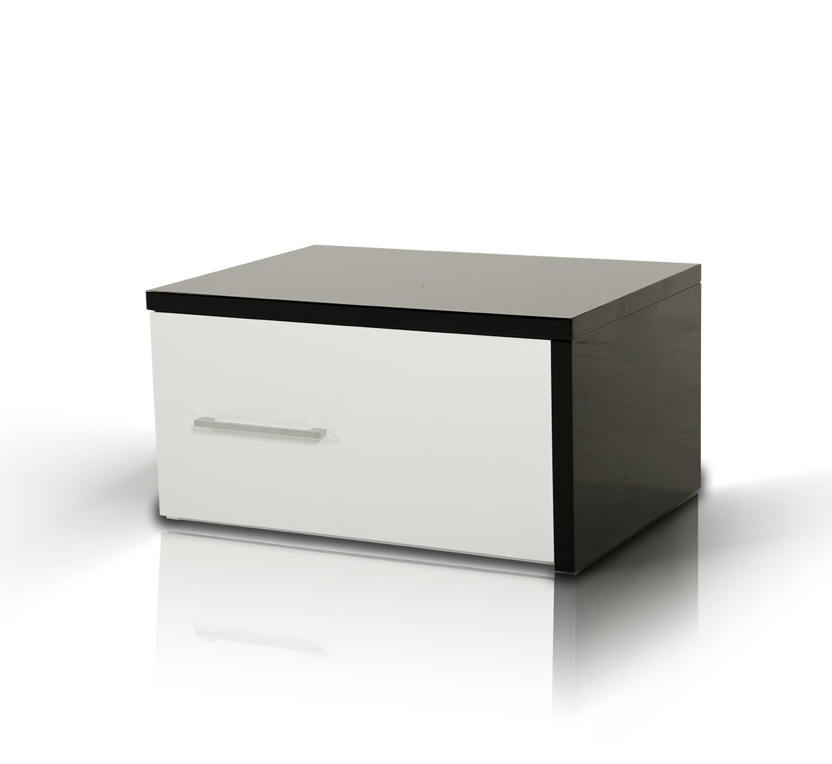 modrest infinity  contemporary night stand  nightstands  bedroom - modrest infinity  contemporary night stand