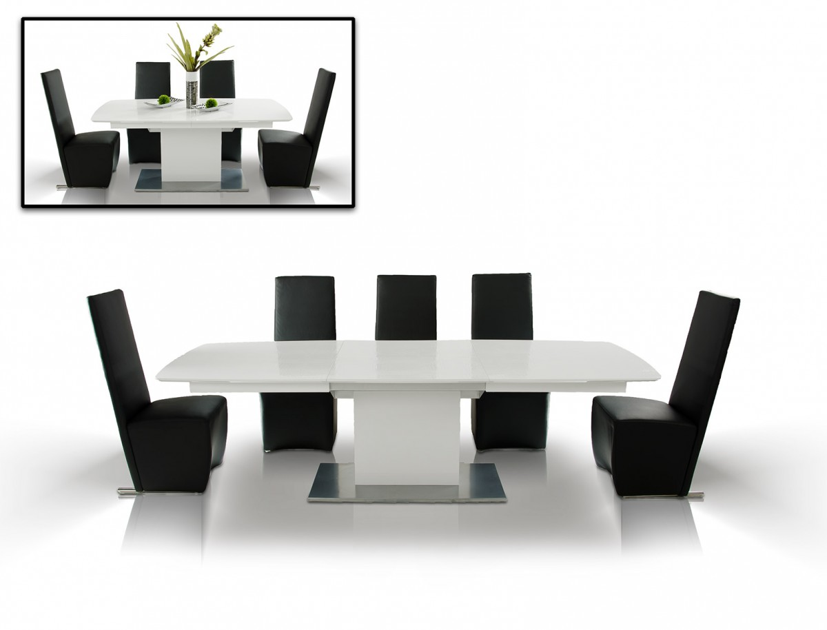 Armani AA818-265 Crocodile Modern Dining Table