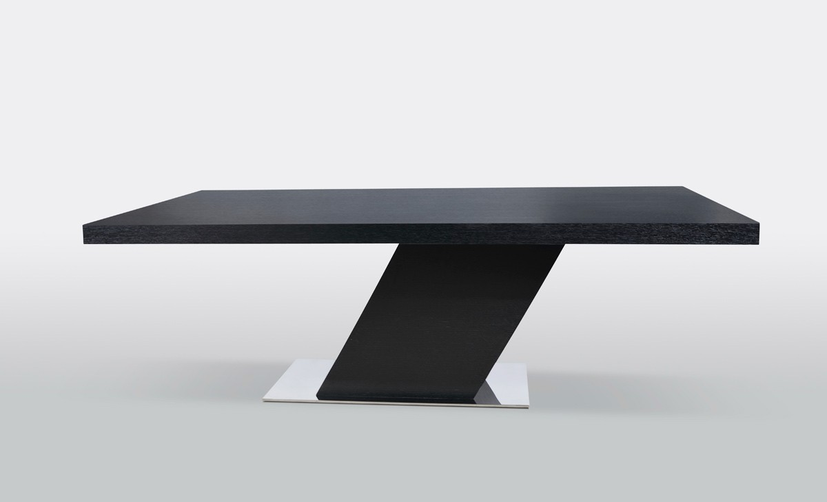 modrest flint modern wenge dining table  modern dining  dining. modrest flint modern wenge dining table