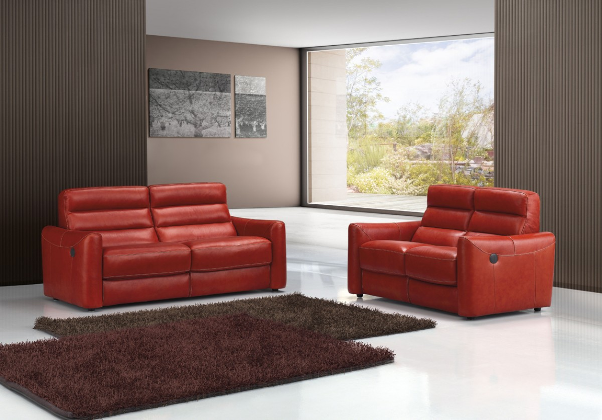 It can be hard to justify a new sofa purchase leather the for Where can i rent furniture