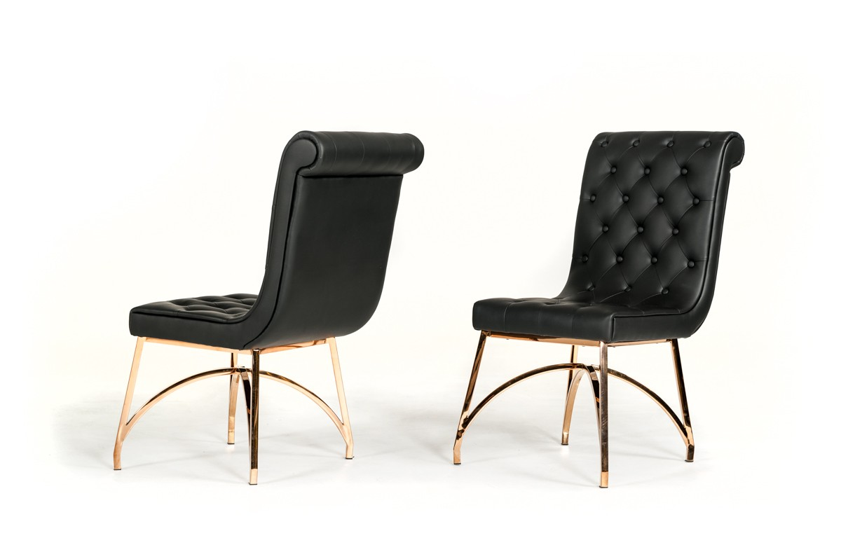 sc 1 st  VIG Furniture : modern black dining chairs - Cheerinfomania.Com