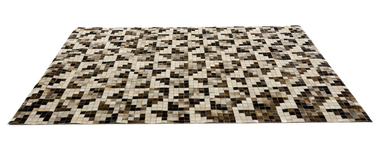 Modrest Palo By Linie Design Modern Cowhide Small Area Rug Linie