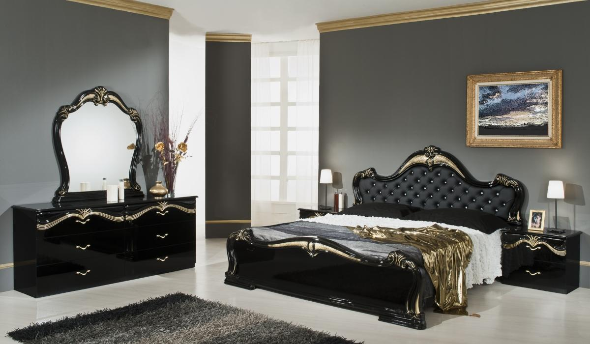 Venice furniture modern furniture for your contemporary for Bedroom designs leather bed