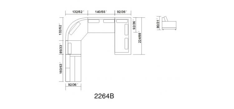 How To Measure A Sectional Sofa Sofa Beds Design Latest