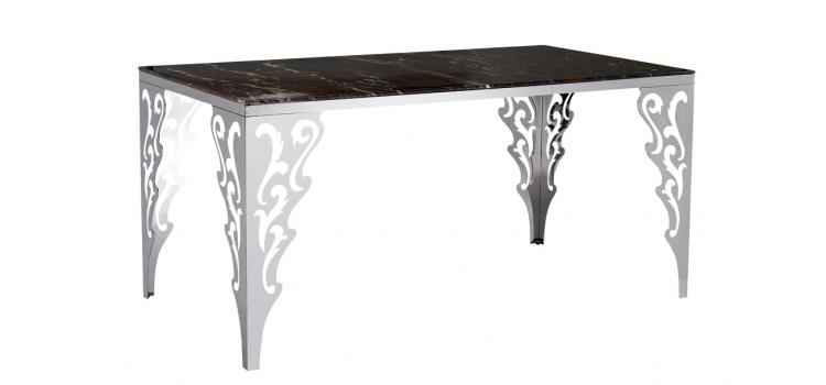 Temptation Transitional Dining Table 8TF001