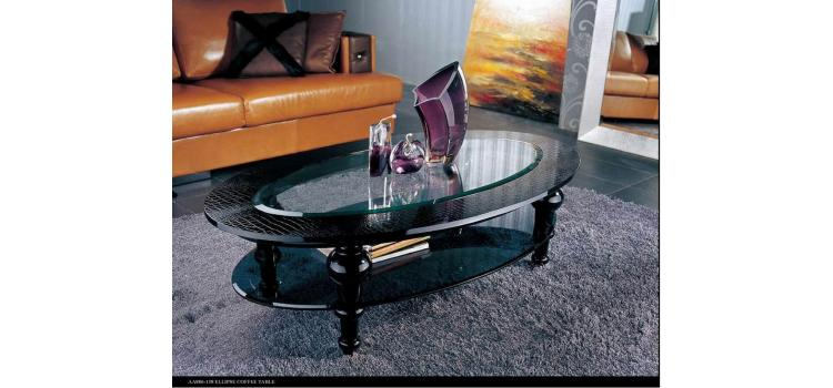 AA886-138 Ellipse Coffee Table