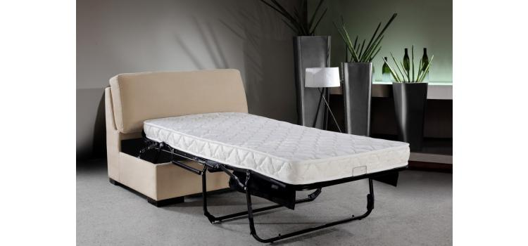 Solo - Armless Bed Chair