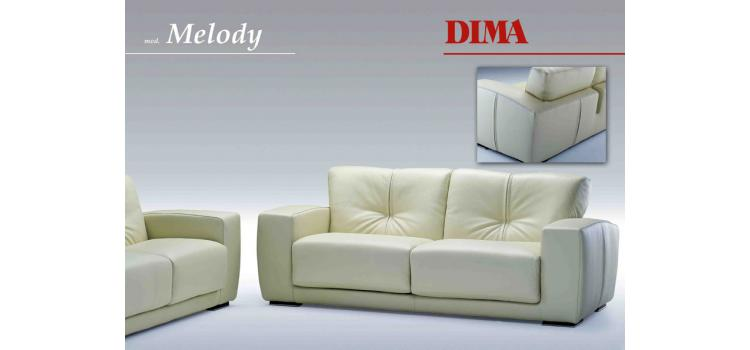 Melody - Sofa Set - Made in Italy