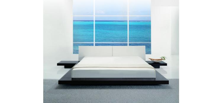 Opal - Low Profile Platform Bed