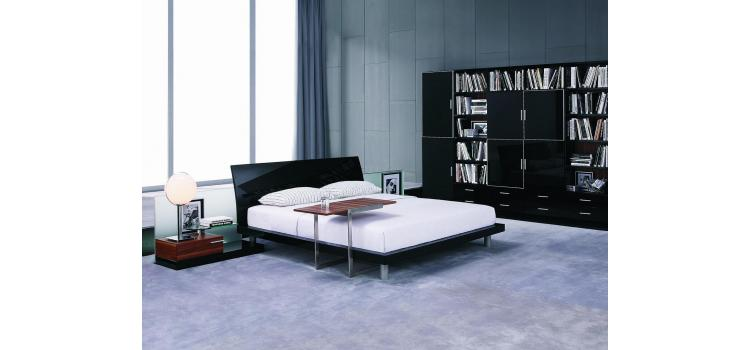 Aron Night Contemporary Bed
