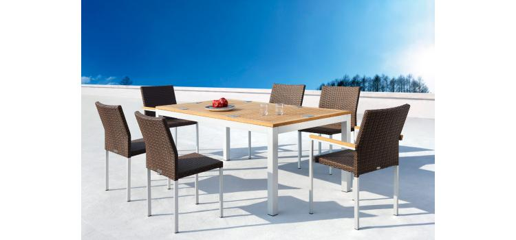 Faroe-Patio Dining Set