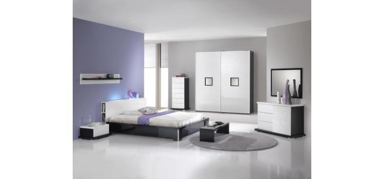 Eden - Italian Modern Bedroom Set