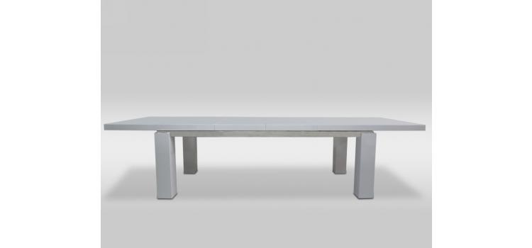 Maxi Modern White Dining table
