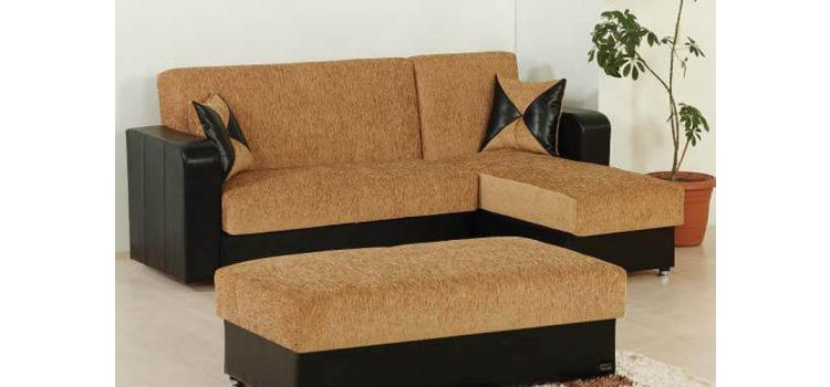 Keope Modern Sectional Sofa Bed
