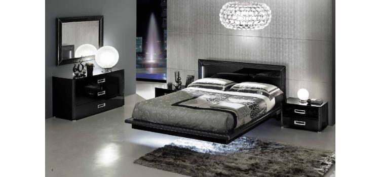 LA STAR - Composition 01 - Modern Italian Bed