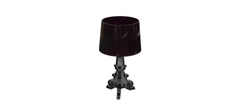 LB11 Modern Black Table Lamp