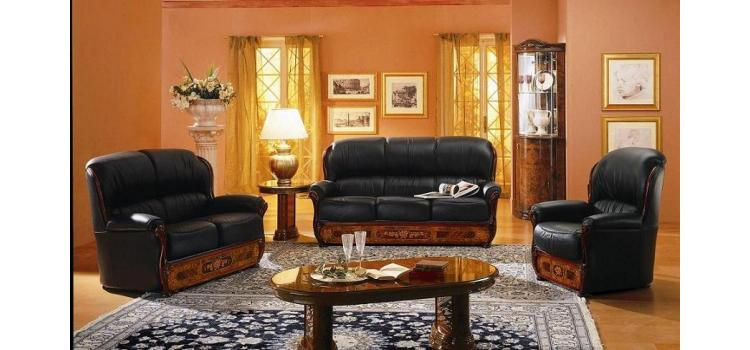 Milady Italian Traditional Sofa Set
