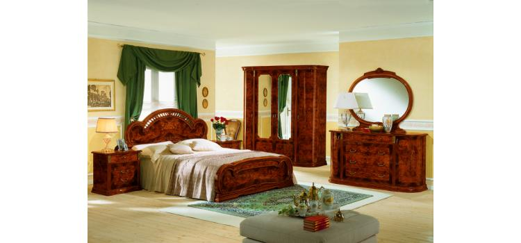 Complete Set: Milady Italian Bed