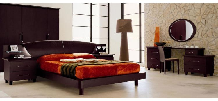 Miss Italia - Composition 05 - Italian Platform Bed Group
