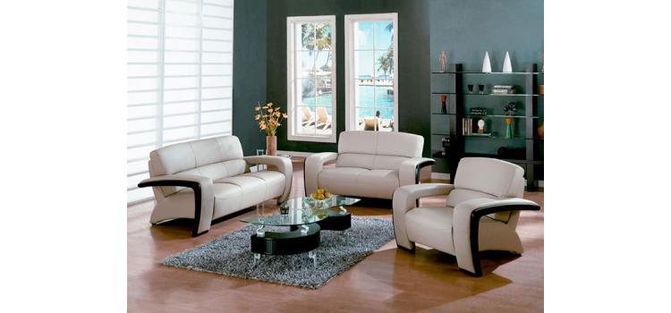 Sydney - Bonded Leather Sofa Set