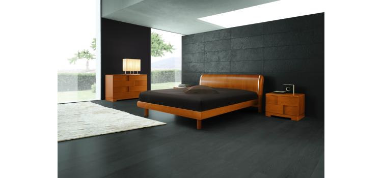 Trendy Cherry Bed - Made in Italy
