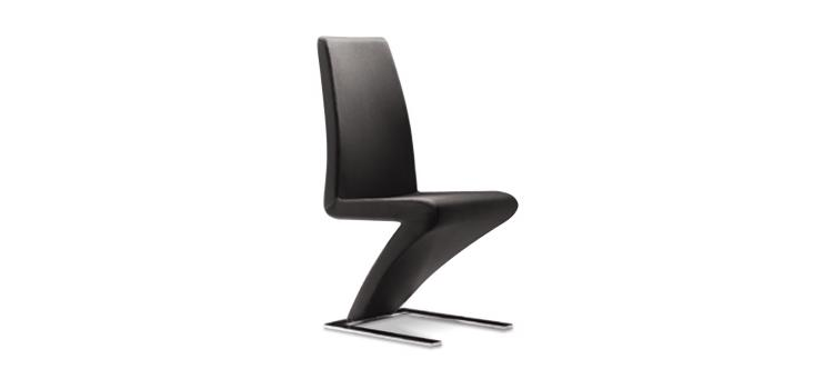 Y034 Modern Black  Dining chair