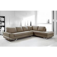 Divani Casa Vanity - Modern Leather Sectional Sofa