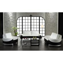 Divani Casa 0893 - Modern Bonded Leather Sofa Set