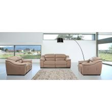 Divani Casa Camellia - Modern Power Reclining Leather Sofa Set
