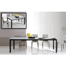 Modrest 2683XT - Modern Extendable Glass Dining Table