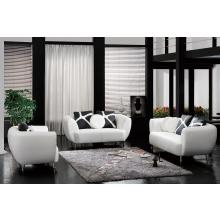 Divani Casa 2946 - Modern Bonded Leather Sofa Set