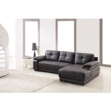 Divani Casa 2972 - Modern Bonded Leather Sectional Sofa