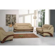 Divani Casa 870 - Traditional Leather Sofa Set