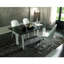 Armonia - Modern Italian Glass Dining Table