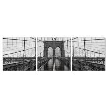 "Modrest Brooklyn Bridge - 24"" x 24"" Photo on Canvas"