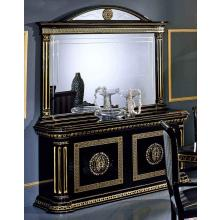 Modrest Rossella - Italian Classic Black And Gold Buffet
