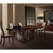 Modrest Alexander Modern Ebony High Gloss Dining Table