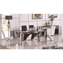 Modrest 2303A Modern Stainless Steel Dining Table