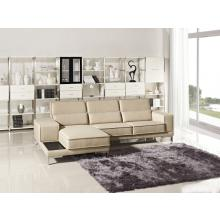Divani Casa 1308 - Modern Fabric Sectional Sofa