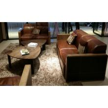 Divani Casa S093 Modern Leather Sofa Set