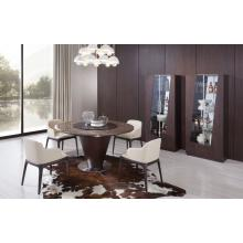 Modrest Margot - Modern Brown Oak Dining Table