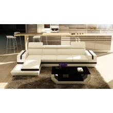 Divani Casa 5099B Modern Bonded Leather Sectional Sofa