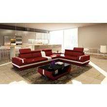 Divani Casa 5099C Modern Bonded Leather Sectional Sofa
