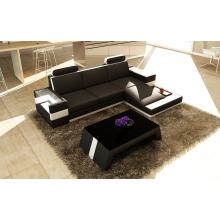 Divani Casa 5100B Modern Bonded Leather Sectional Sofa