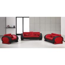 Divani Casa 2811 - Modern Bonded Leather Sofa Set