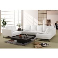 Divani Casa 3002 - Modern Bonded Leather Sectional Sofa
